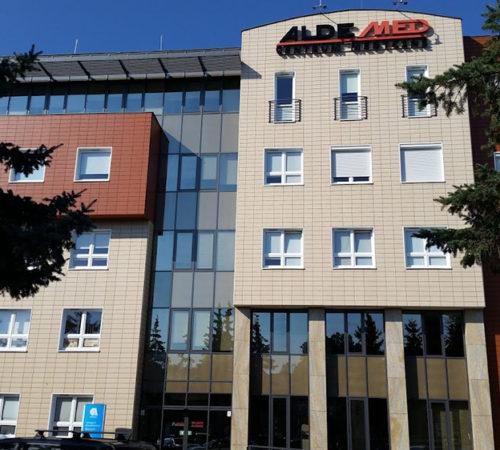 Okna Drzwi Rolety Centrum-Medyczne-ALDEMED-2 Rolex Zielona Góra